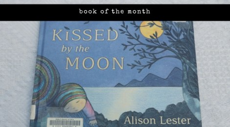Best book this month: Kissed by the Moon