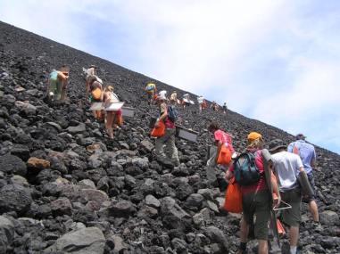 Adrenaline Filled Activities In Nicaragua For Active Families cerro-negro (2)