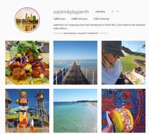 Best Perth Family Travel Instagram