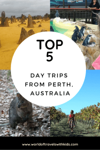 Top 5 Day Trips From Perth