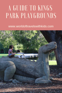 A Guide To Kings Park Playgrounds