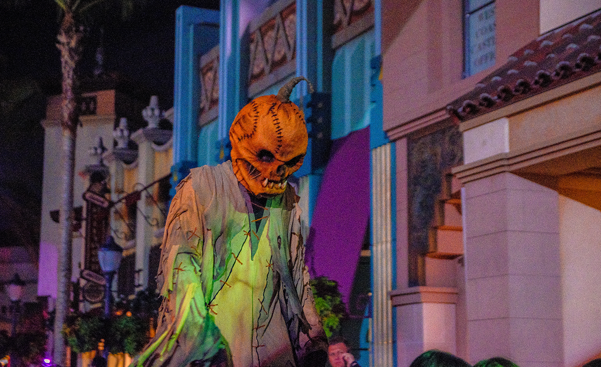 Universal Hollywood Halloween Horror Nights