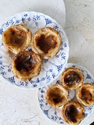 The best Pastel de Nata Recipe (Portuguese tarts)