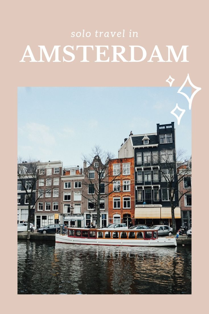Amsterdam solo travel | WOW