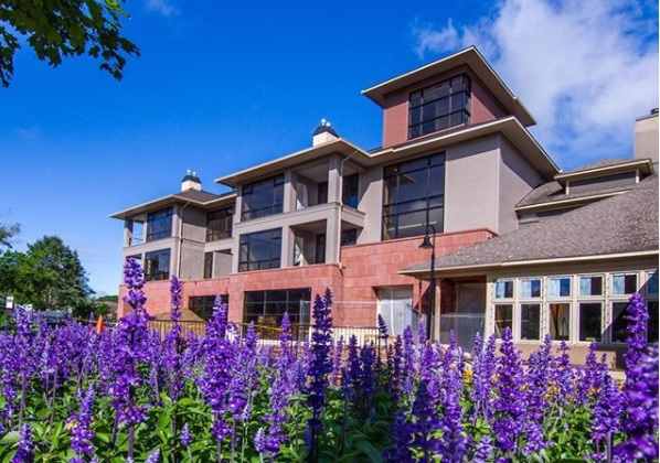 De beste wellness resorts in de wereld: Crystal Mountain Spa