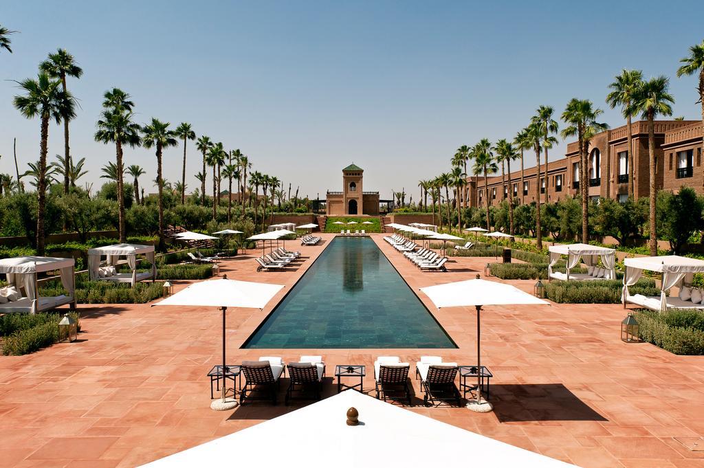 De beste wellness resorts ter wereld: Selman Marrakech