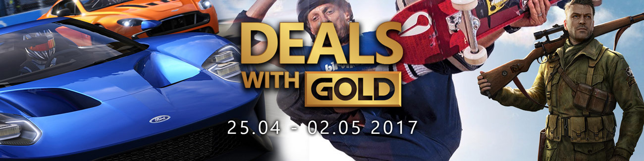 Deals with Gold - 25/04/2017