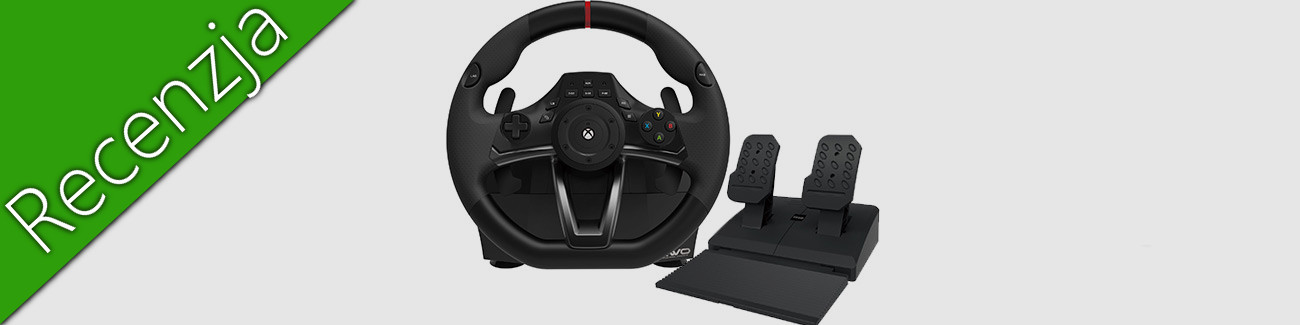 HORI Racing Wheel Overdrive - Recenzja Xbox