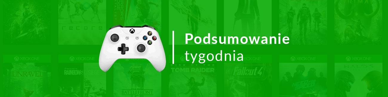 Podsumowanie tygodnia Xbox