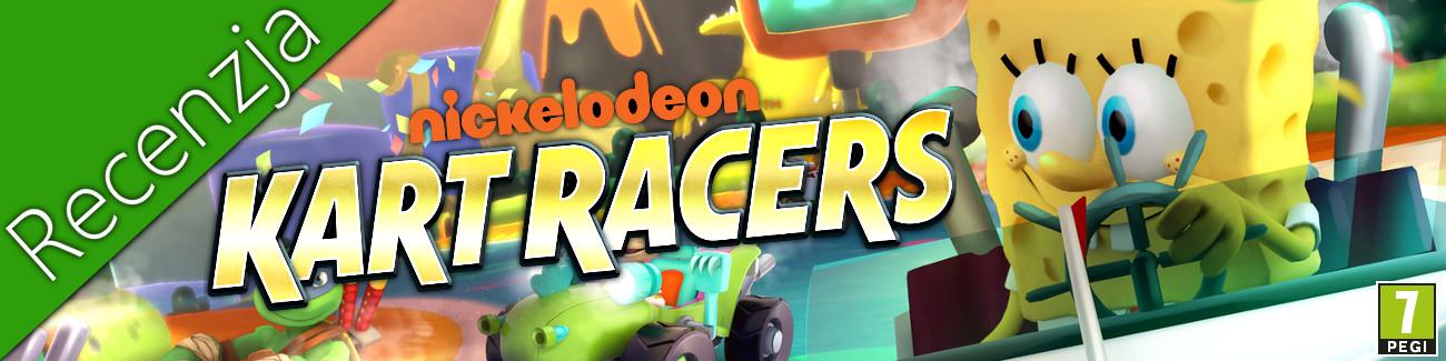 Nickelodeon Kart Racers. Recenzja gry