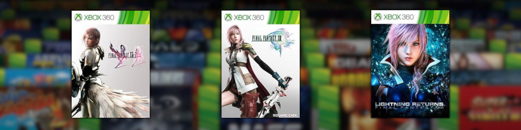 Final Fantasy wsteczna kompatybilność Xbox One