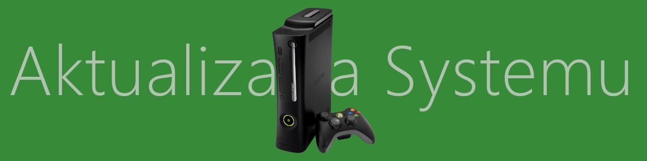 Xbox 360 Aktualizacja