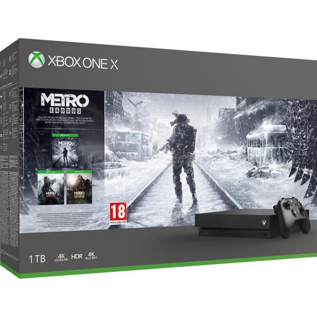 Xbox One X Metro Exodus 1599 PLN