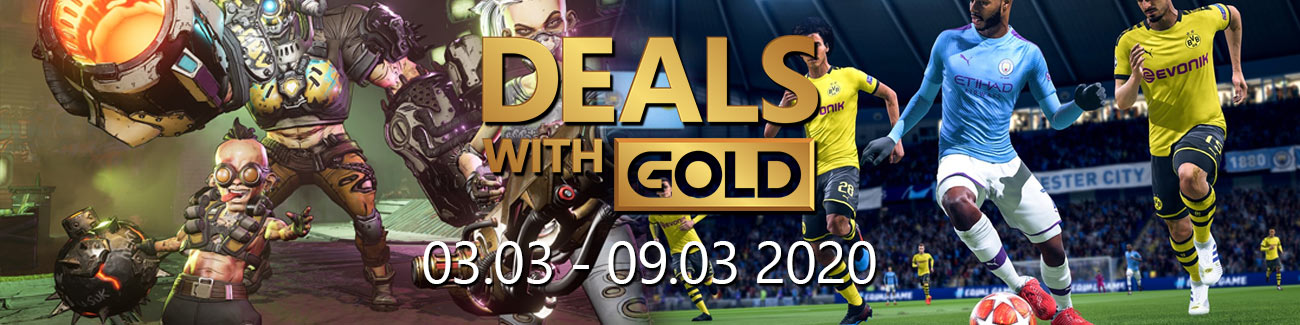 deals with gold promocje xbox