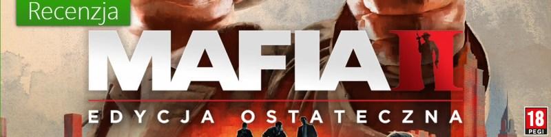 Mafia II: Definitive Edition - Recenzja