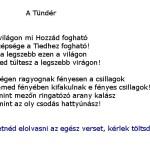 A Tunder