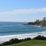 Golf course near the ocean12