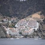 Hotel on hillside on Catalina Island12