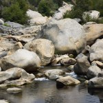 Creek with massive rocks12