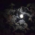 Full moon amongst clouds12