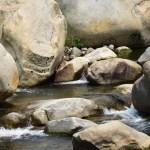 Tiny waterfalls in a creek12