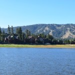 Big Bear Lake with skifields12