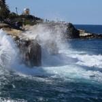 Ocean splash on cliffs12