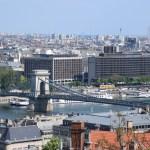 Danube with the Chain Bridge12