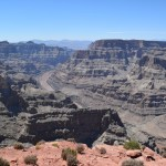 West rim view with the Colorado River12