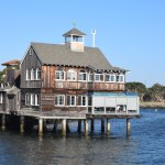 Wooden house in the San Diego bay12