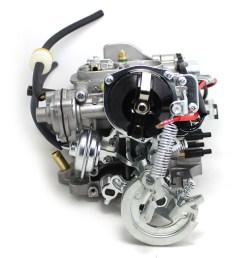 carburetor fits toyota 22r carburetor style engines replace carb 21100 35520 [ 1000 x 1000 Pixel ]