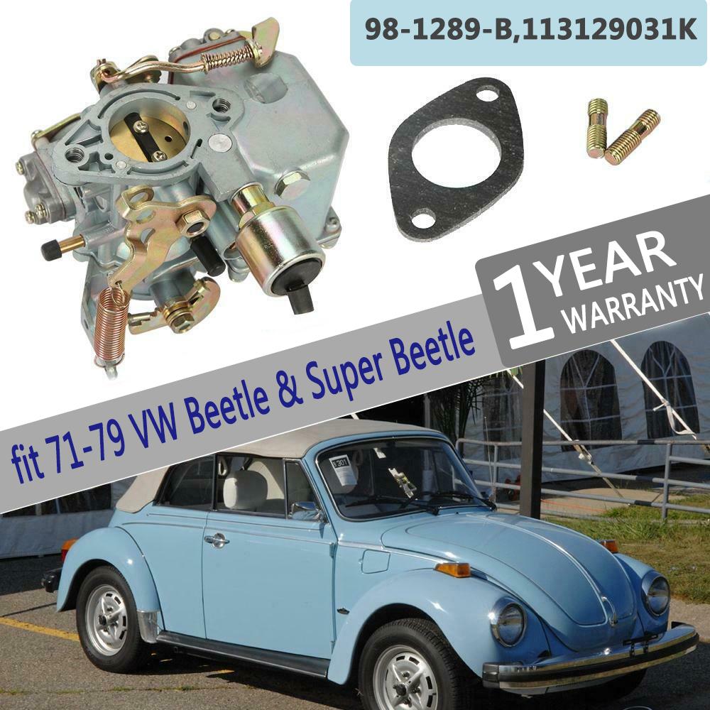 medium resolution of carburetor 34 pict 3 dual port air cooled type 1 engine for vw super beetle 1 6l