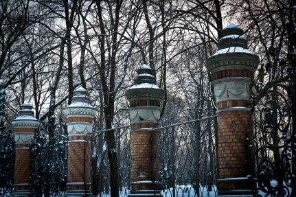 Church Park, St. Petersburg, Russia