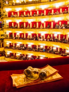 "Seeing Tchaikovsky's ""The Enchantress"" at Moscow's Bolshoi Theater"