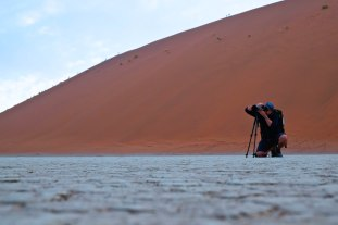 Photographers spots in Africa: Dead Vlei, Namibia