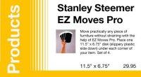 EZ Moves Pro | Stanley Steemer Carpet Cleaner | Lawrence, KS