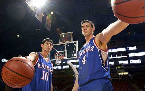 Image result for kirk hinrich nick collison