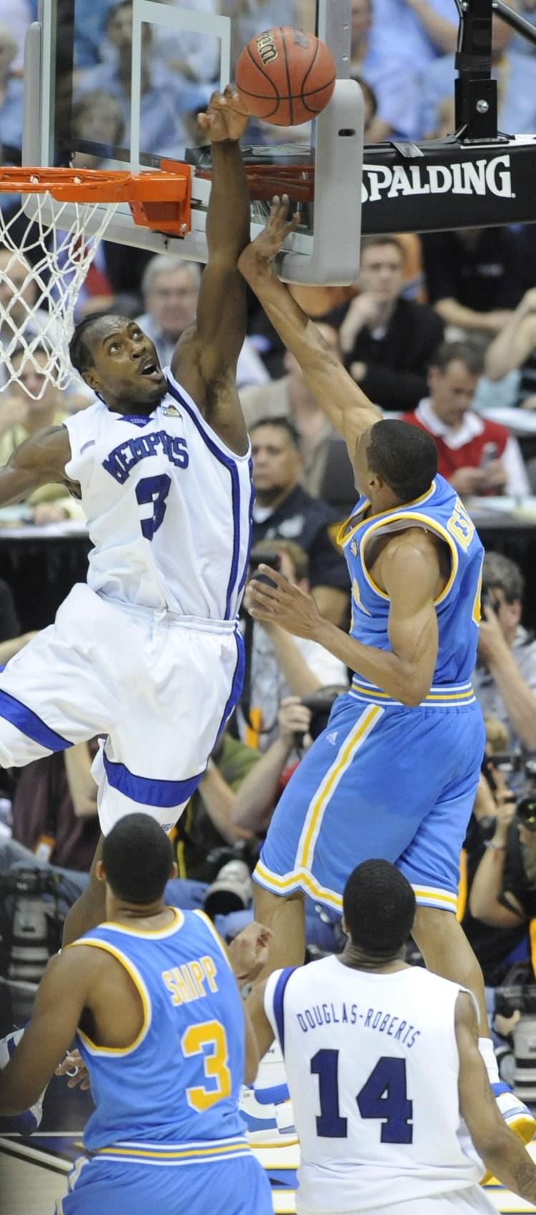Memphis vs. UCLA   KUsports.com