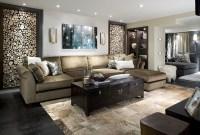 Divine Design Basement Family Room - Home Decorating Ideas