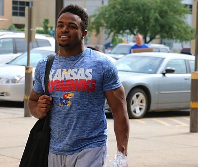 Incoming University Of Kansas Freshman Dom Williams A Four Star Running Back From Independence