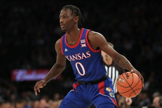 Marcus Garrett takes top spot in KUsports.com ratings after tough ...