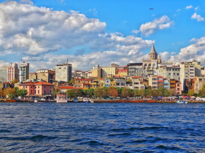 Guide to European Istanbul