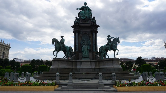 Statues of Vienna
