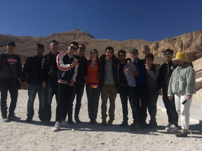 Realizations since I left home to travel - Luxor, Egypt