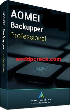 AOMEI Backupper 6.1 Crack Plus License Key 2020 Free Download