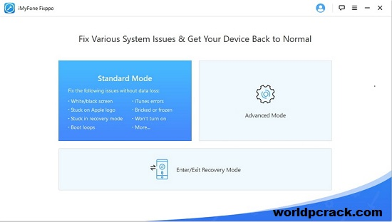 iMyFone Fixppo 7.9.5 Crack Plus License Key Latest Free Download