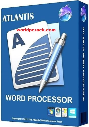 Atlantis Word Processor 4.001 Crack With Keygen Free Download
