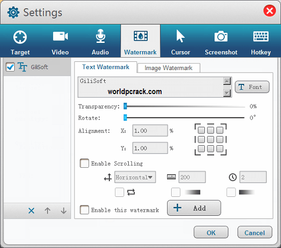 GiliSoft Screen Recorder Pro 11.1.0 Crack With Serial Key 2021 Free
