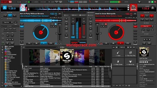Virtual DJ 2021 Crack With License Key Latest Free Download