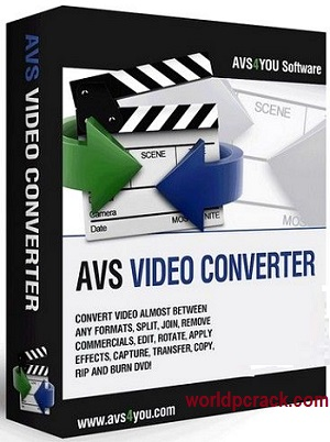 AVS Video Converter 12.1.3 Crack With Activation Key Free Download